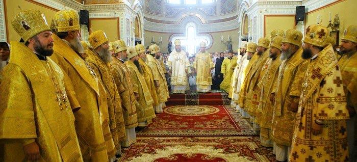 Преосвященнейший Елисей, епископ Урюпинский и Новоаннинский, принял участие в торжествах, посвящённых юбилею преставления равноапостольного князя Владимира в Севастополе.