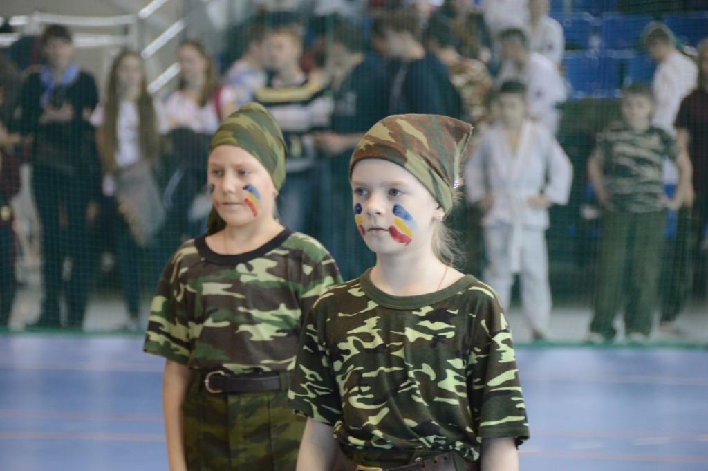 В Волгограде казаки сошлись на татами.