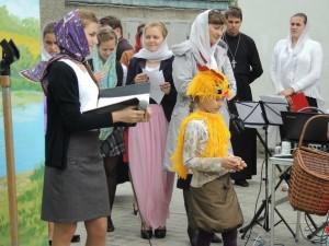 12 Пасхальный концерт в день памяти Святителя Николая архиеп. Мир Ликийского чуд.