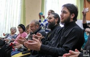 Концерт, посвященный Дню Матери в городе Новоаннинском.