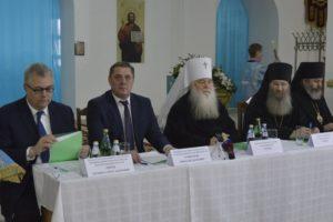 Совещание на тему «Церковь и казачество: соработничество на благо Отечества»