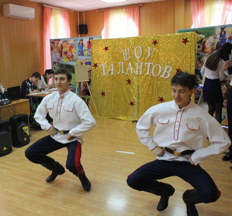 Творческий конкурс «Шоу талантов», приуроченный ко Дню православной молодёжи.