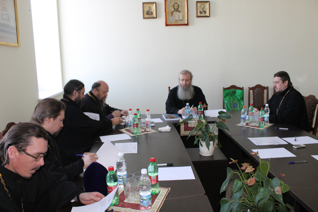 Заседание Епархиального совета