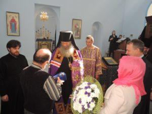 Божественная литургия Преждеосвященных Даров