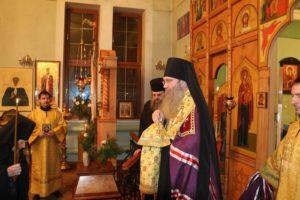 Монашеский постриг в Гусевском женском монастыре.