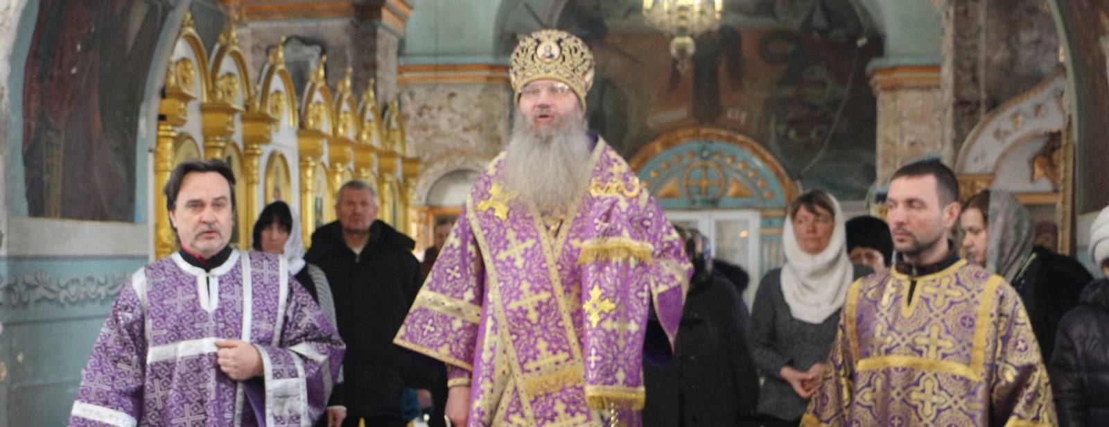 Суббота 1-й седмицы Великого поста, свт. Тихона, патриарха Московского и всея России.