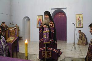 Канун 1-й недели Великого поста. Торжества Православия