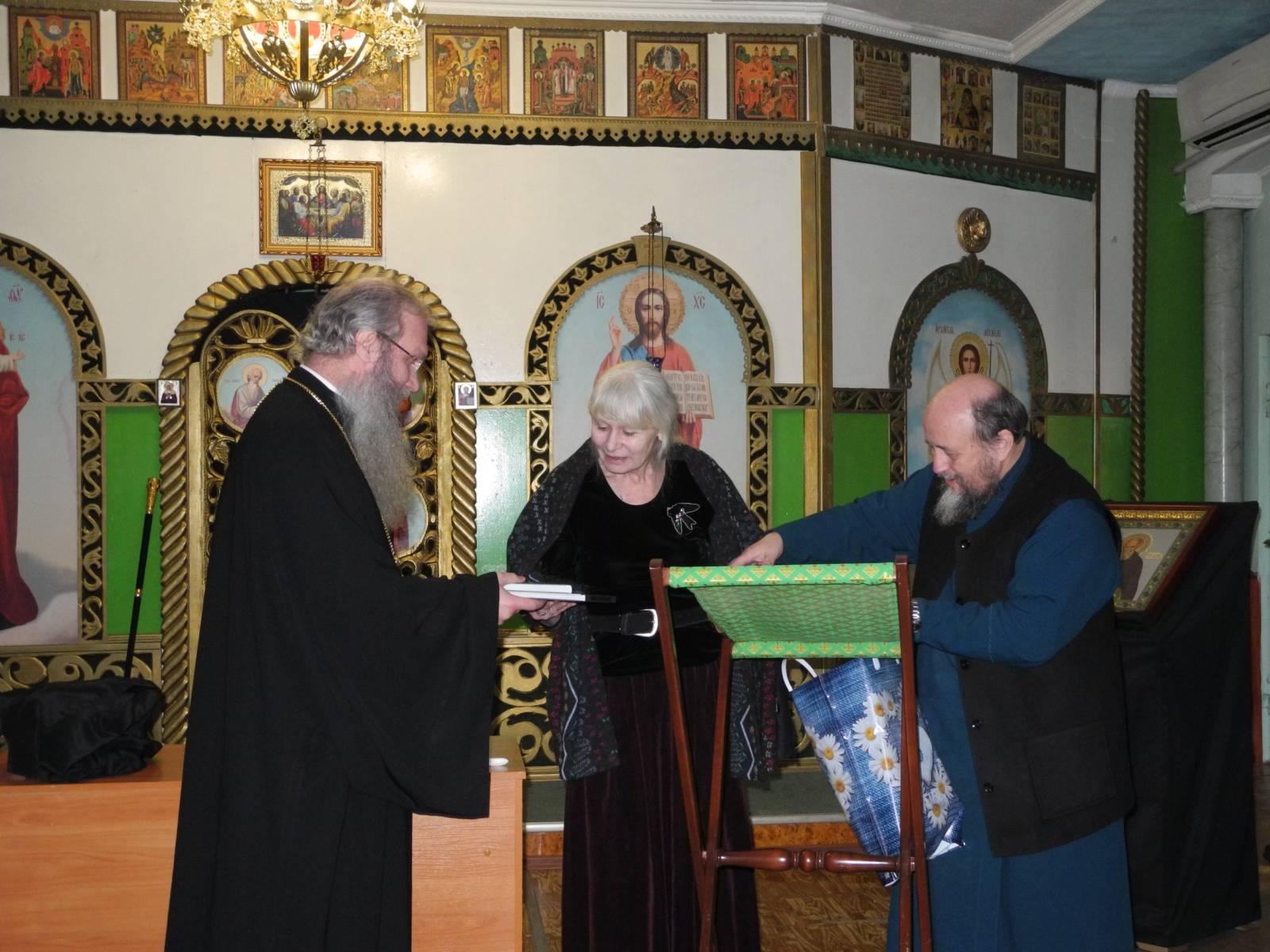 Первое в 2018 году епархиальное собрание духовенства Урюпинской епархии.