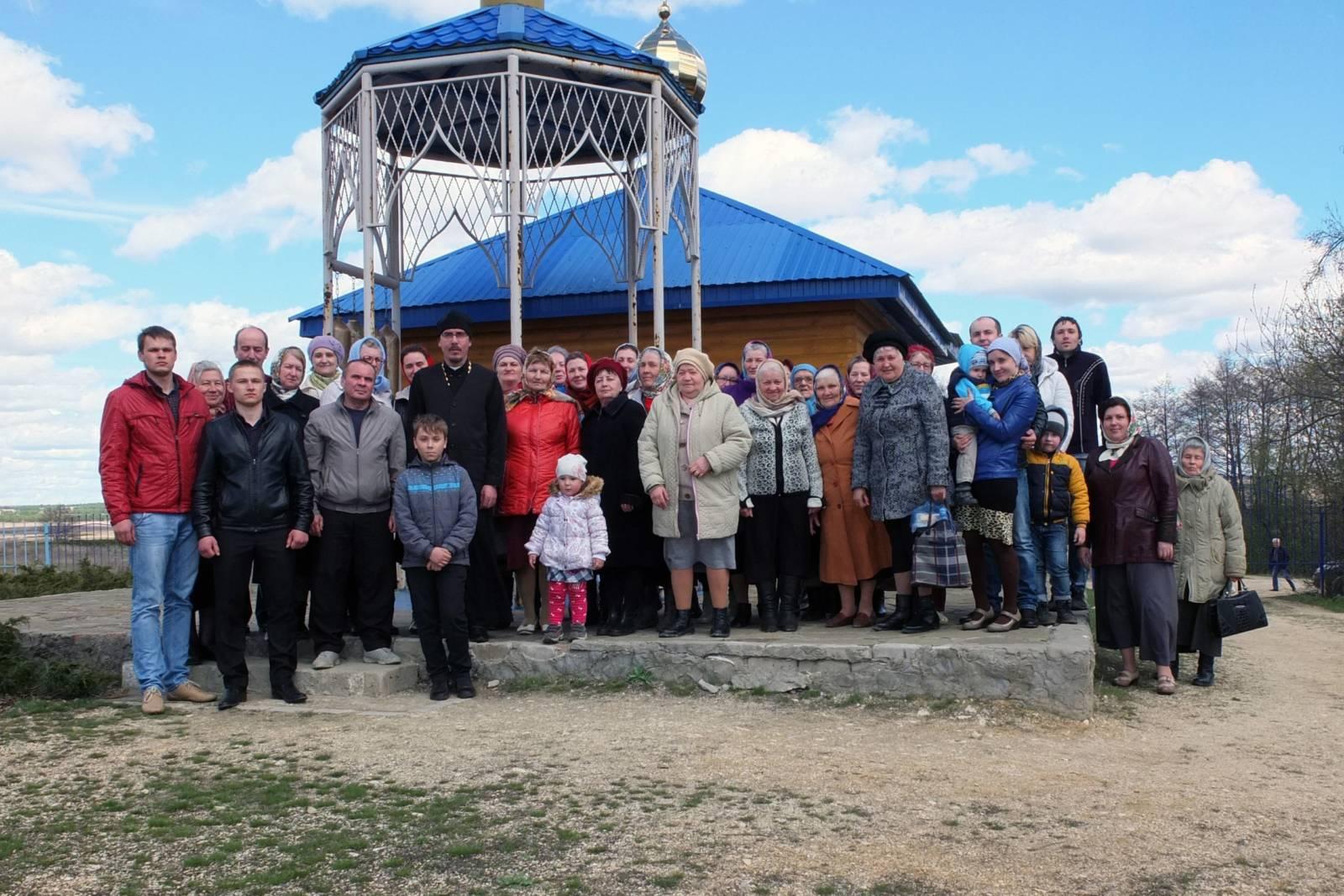 Паломническая поездка на святой источник Почаевской иконы Божией Матери.