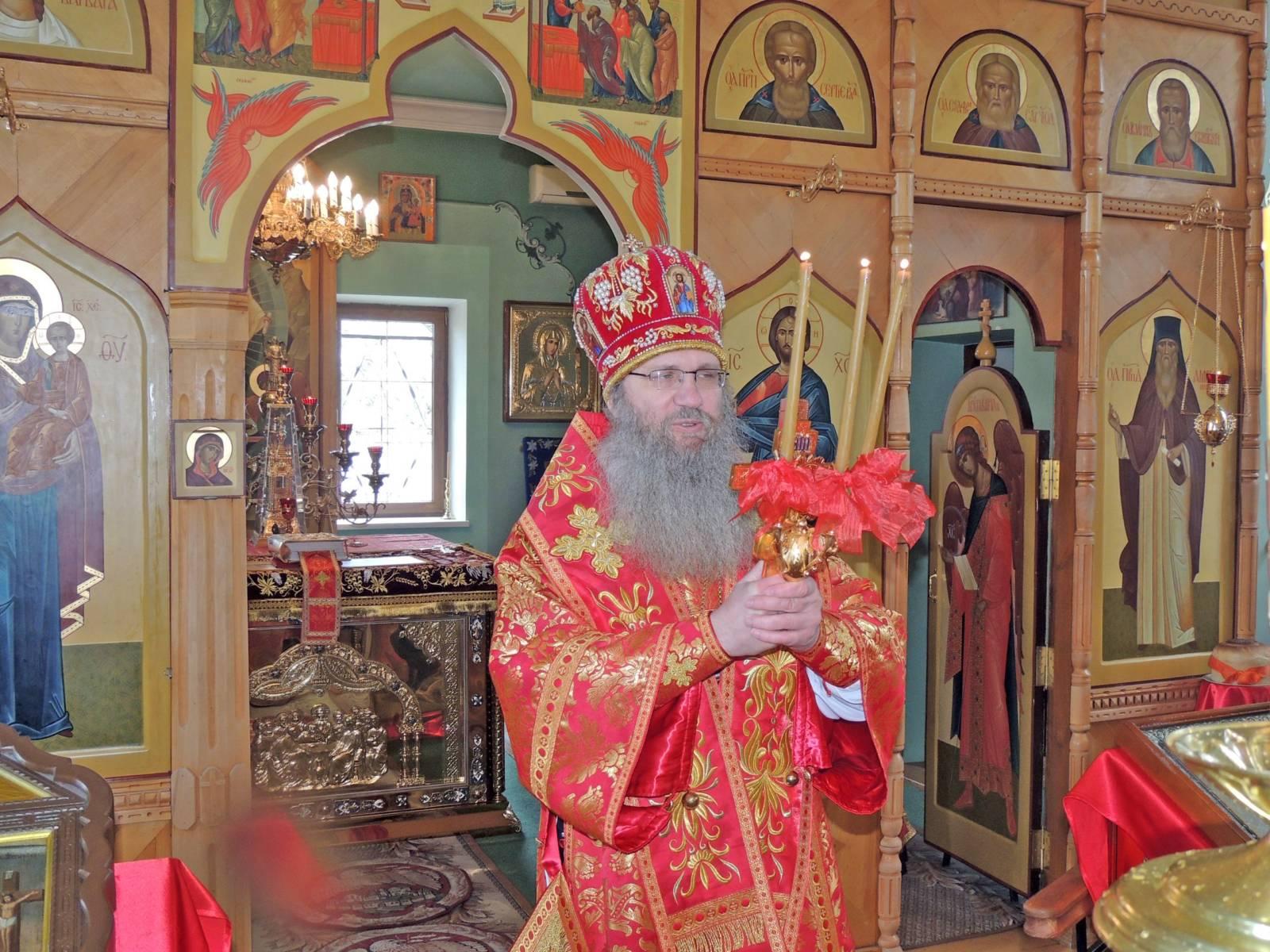 Пасхальное послание епископа Урюпинского и Новоаннинского Елисея клиру и пастве Урюпинской и Новоаннинской епархии.