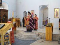 В канун Дня памяти Вмч. и целителя Пантелеи'мона.
