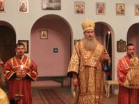 Канун дня памяти блгв. вел. кн. Александра Невского