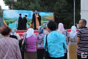 Общегородской молебен в День трезвости