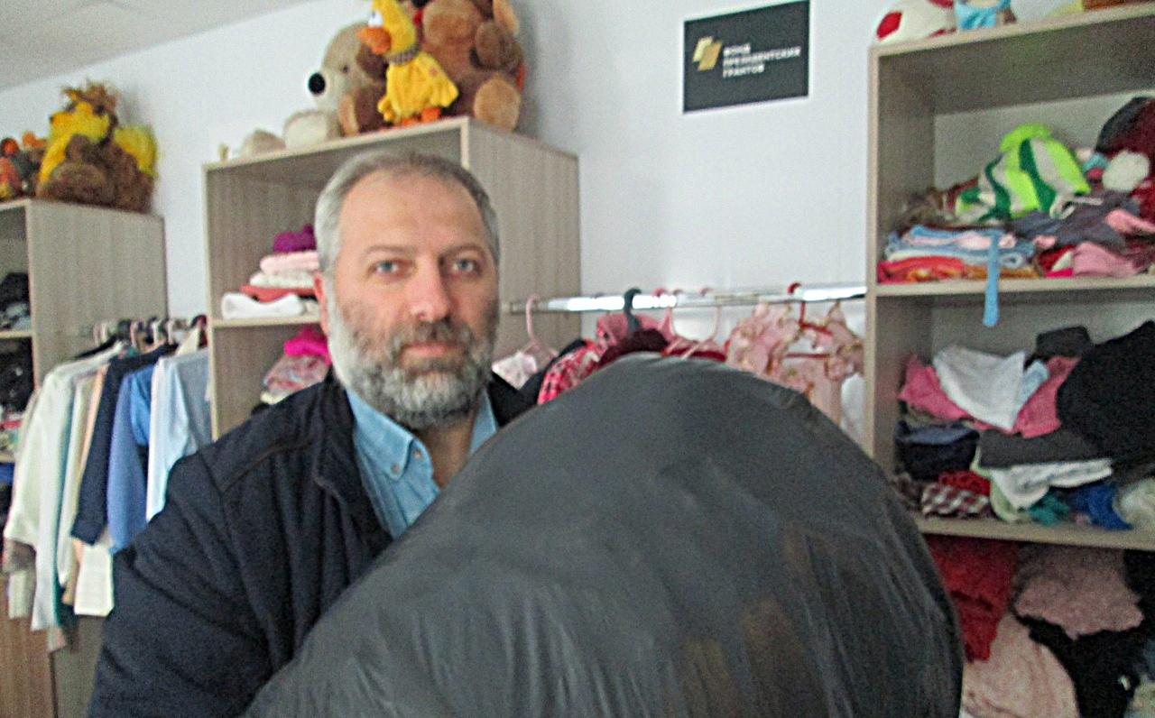 Гуманитарная помощь для нуждающихся в р.п.Даниловке.