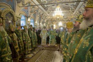 День Преставления преподобного Сергия игумена Радонежского