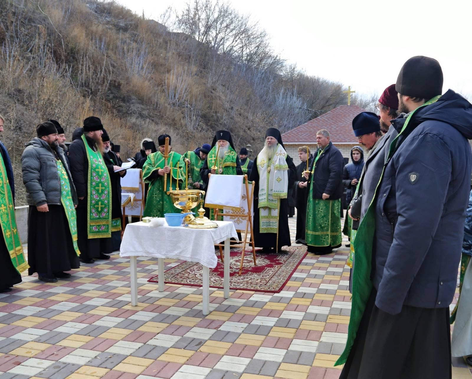 Вторая годовщина Прославления в Лике Святых преподобной Арсении игумении Усть-Медведицкой.