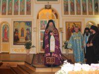 В канун Дня празднования иконы Божией Матери «Всех скорбящих Радость».