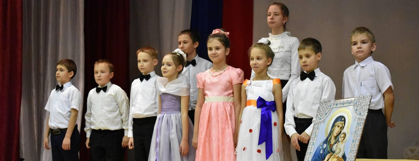 Концерт в центре детского творчества г. Урюпинска, посвященный Дню матери.