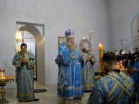 В попразднство Введения во храм Пресвятой Богородицы