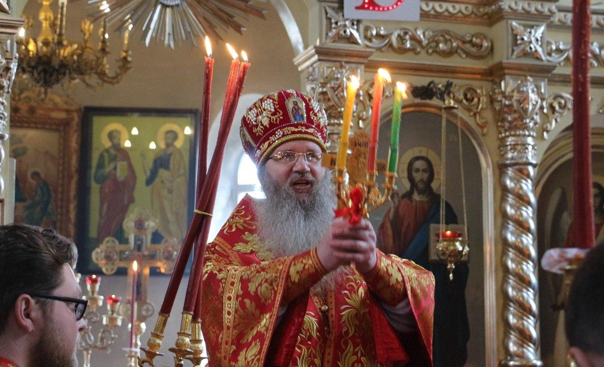 Итоги года служения епископа Урюпинского и Новоаннинского Елисея. (Фоторепортаж за 2018 год)