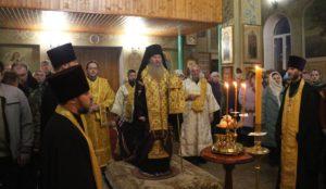 Канун дня памяти святителя Николая архиеп. Мир Ликийских