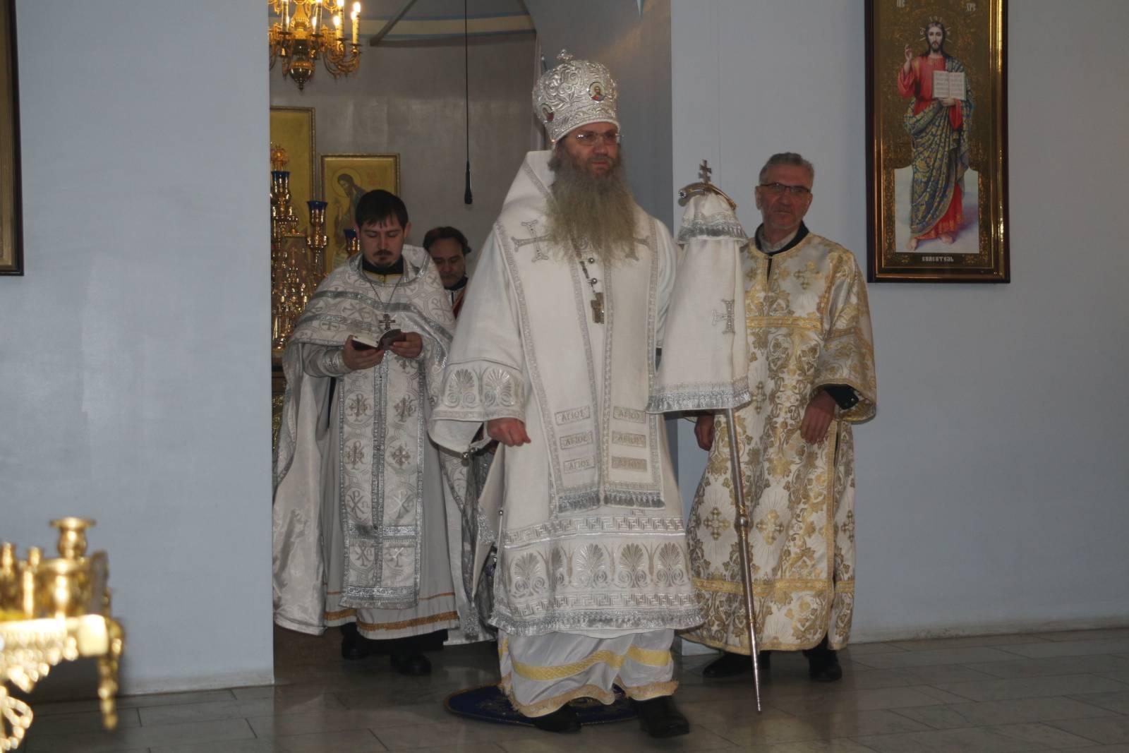 В День памяти святой Мц. Татианы.