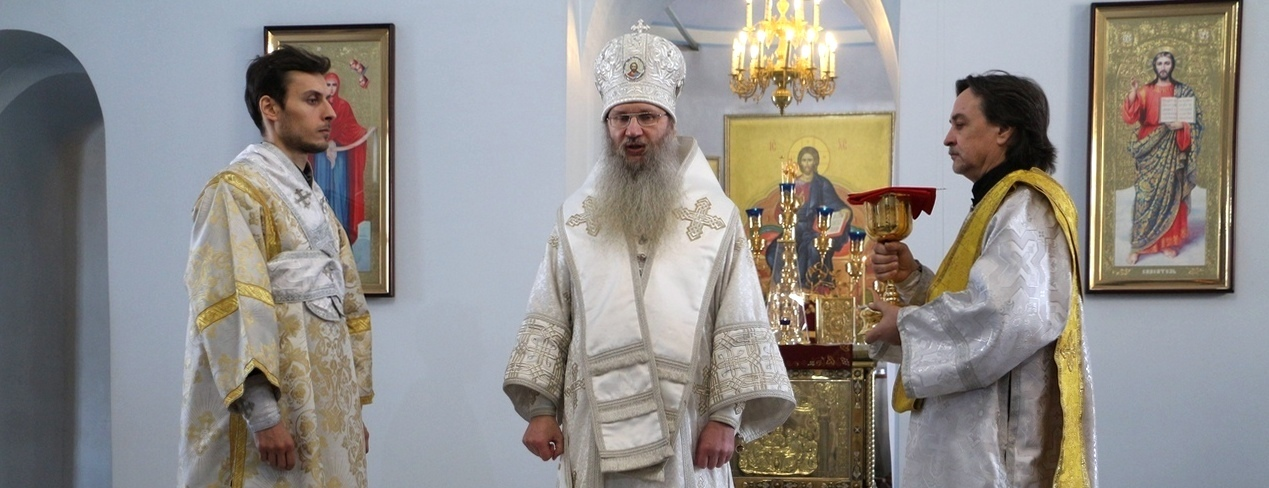 В День памяти Прп. Парфения, еп. Лампсакийского.