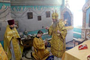 В День памяти Собора новомучеников и исповедников Церкви Русской