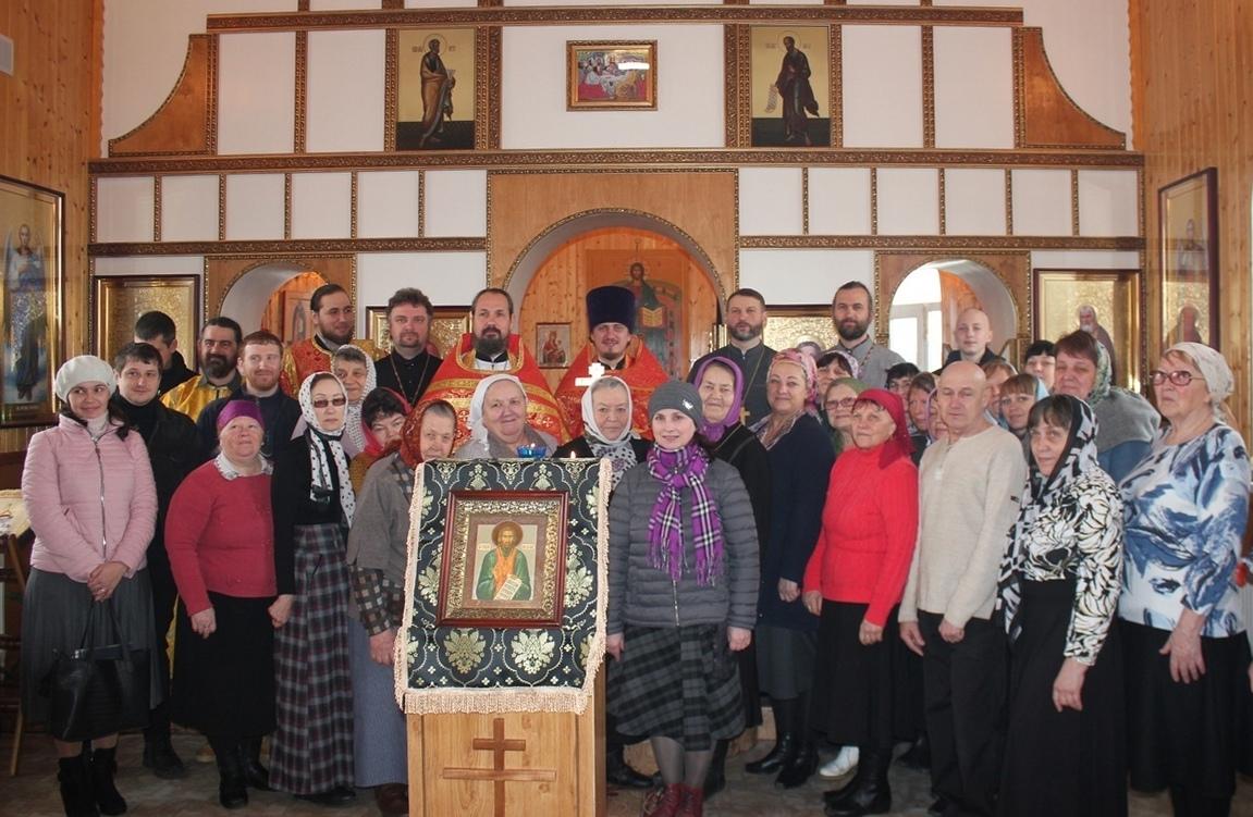 В день 100-летия мученической кончины священномученика Николая Попова.