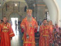 В канун Дня памяти Перенесения мощей святителя и чудотворца Николая из Мир Ликийских в Бар
