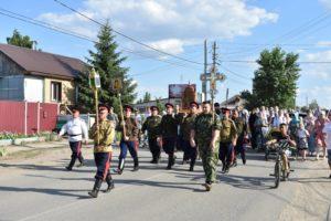 В Урюпинске началось общеепархиальное празднование явления Урюпинской иконы Божией Матери