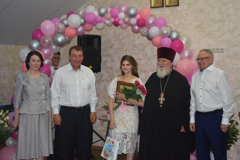 Выпускной в православной гимназии