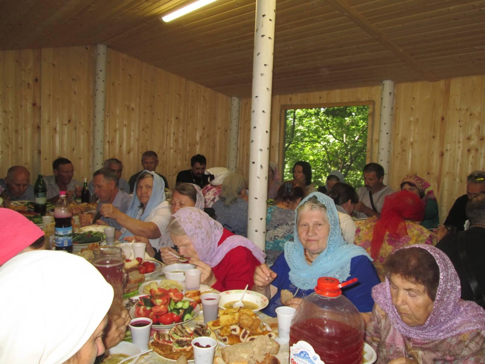 Поездка на Почаевский источник