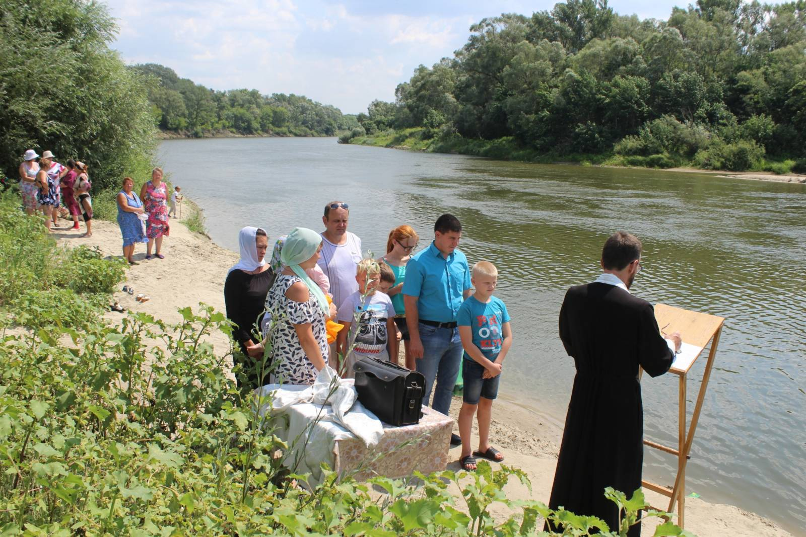Крещение в Хопре
