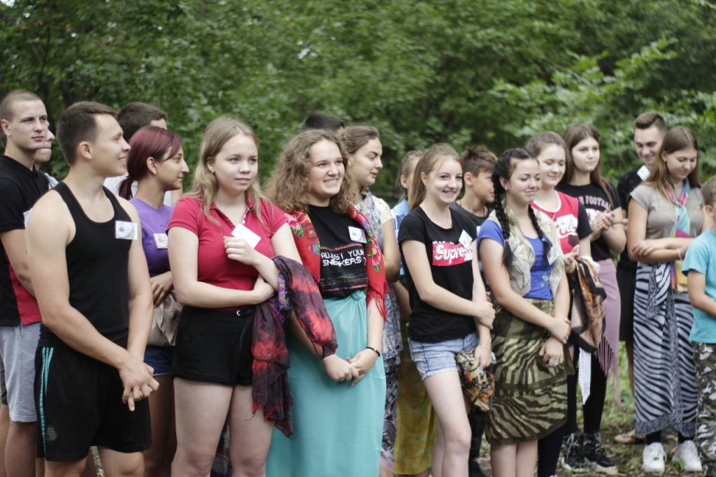 Православный молодёжный слёт Еланского района