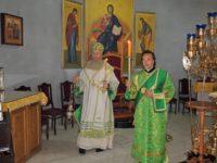 В канун празднования Обретения мощей прп. Серафима, Саровского чудотворца