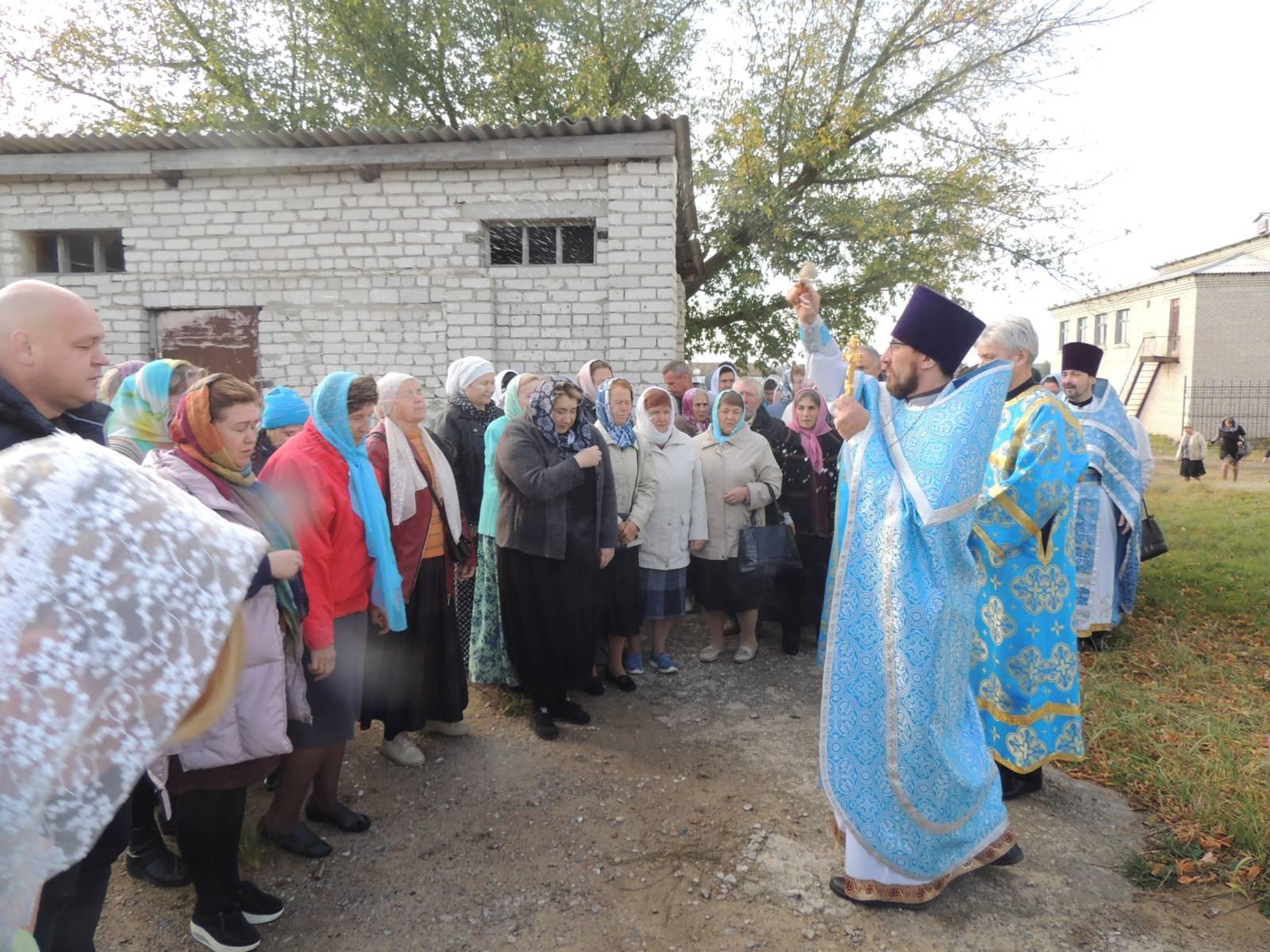 Престольный праздник Котовского храма (видео)