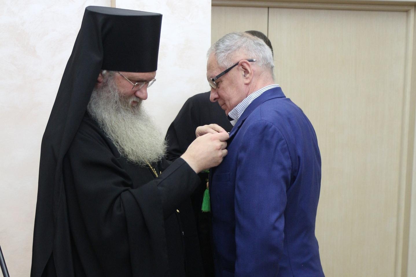 Престольный праздник православной гимназии (видео)