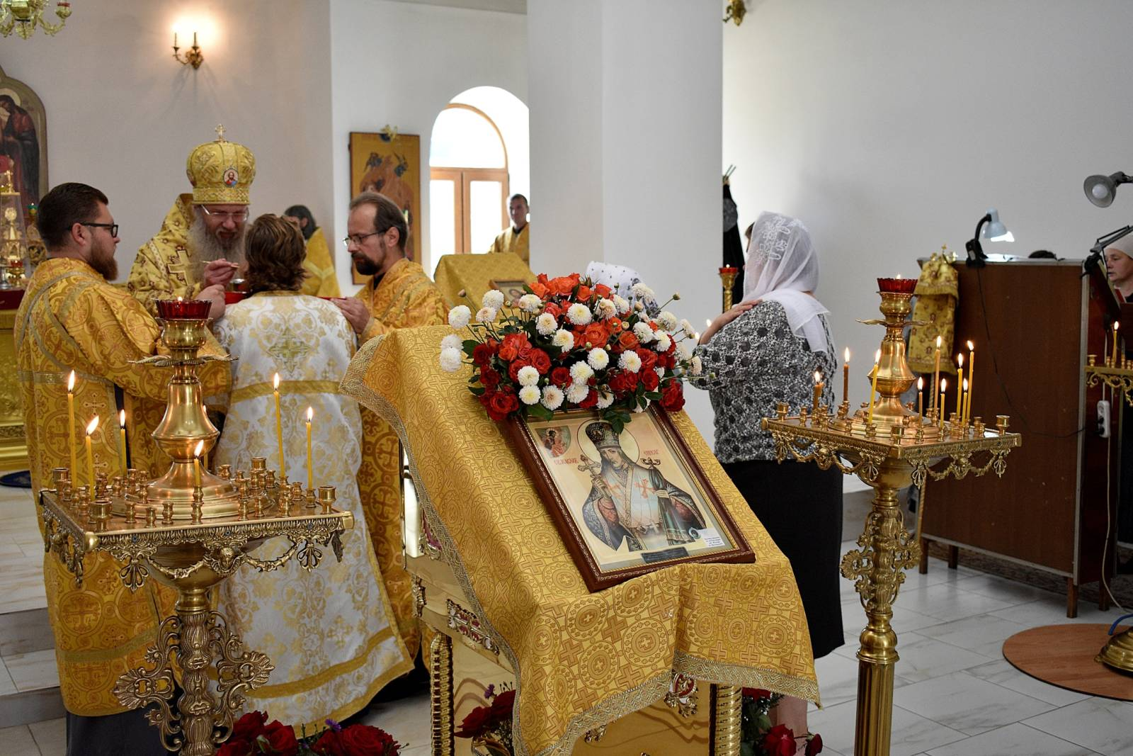 В день памяти свт. Иоасафа Белгородского
