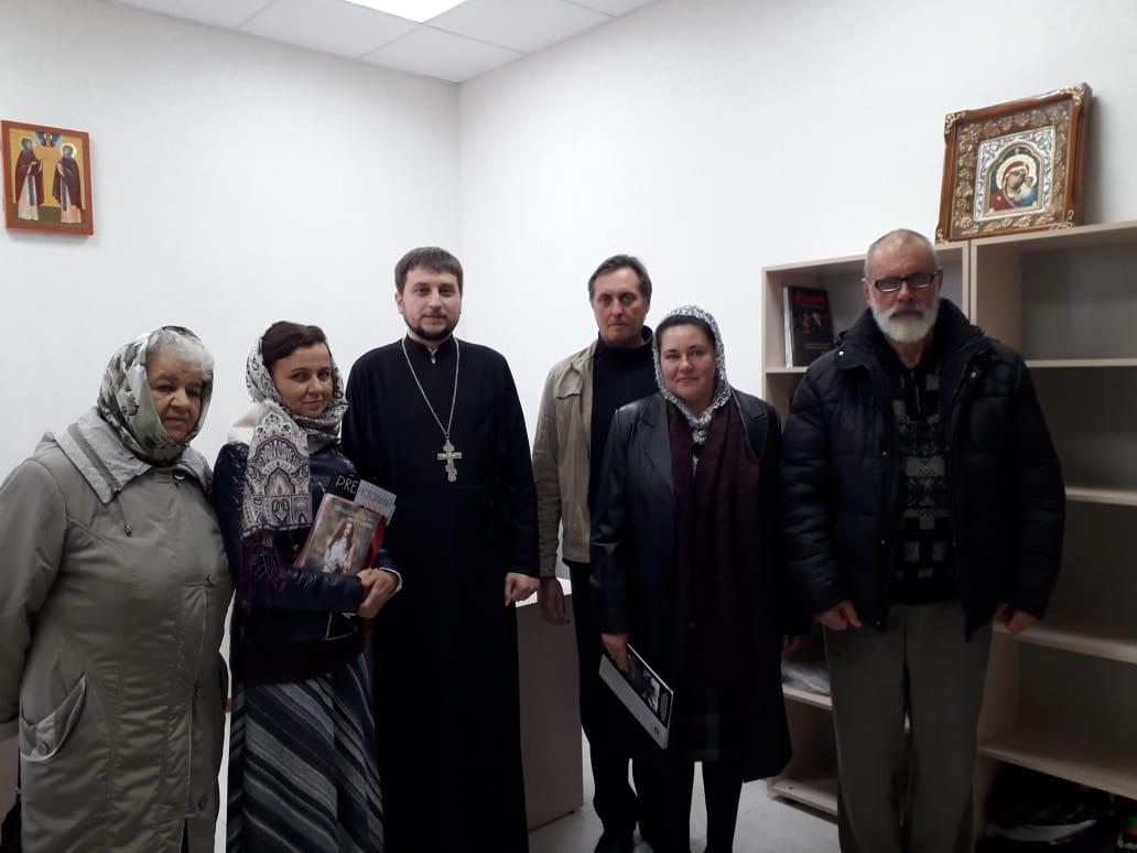 Воскресная школа для взрослых в Урюпинске