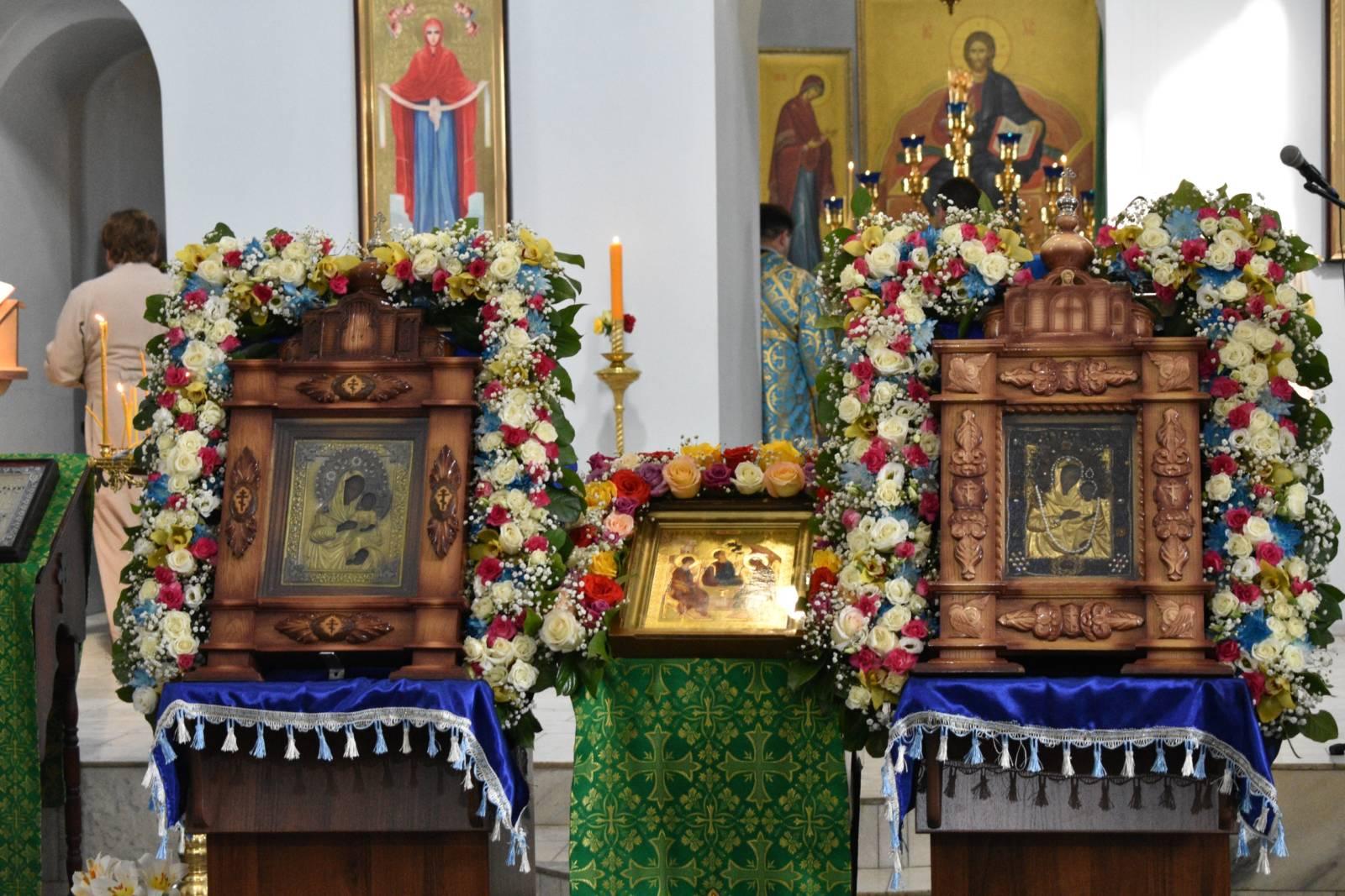 Урюпинская икона Божией Матери (видео)