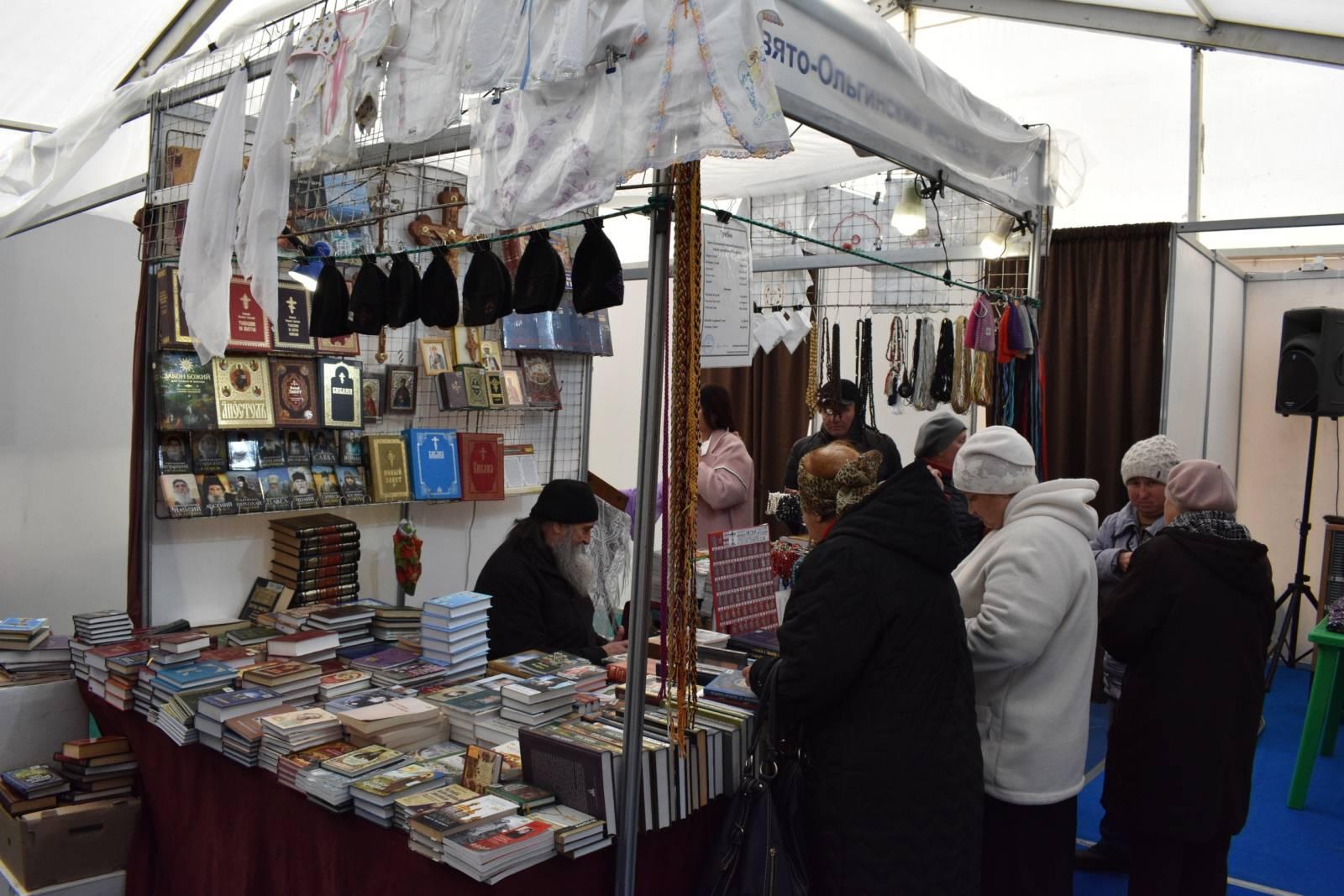 Открытие ярмарки «Урюпинск православный» (видео)