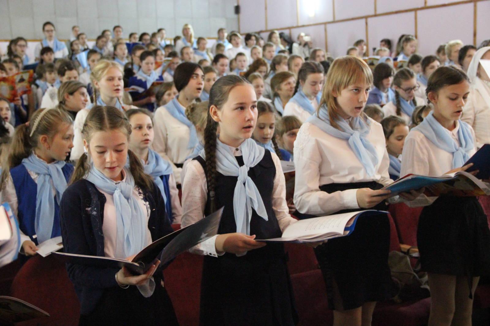 Покровский хоровой собор — 2019