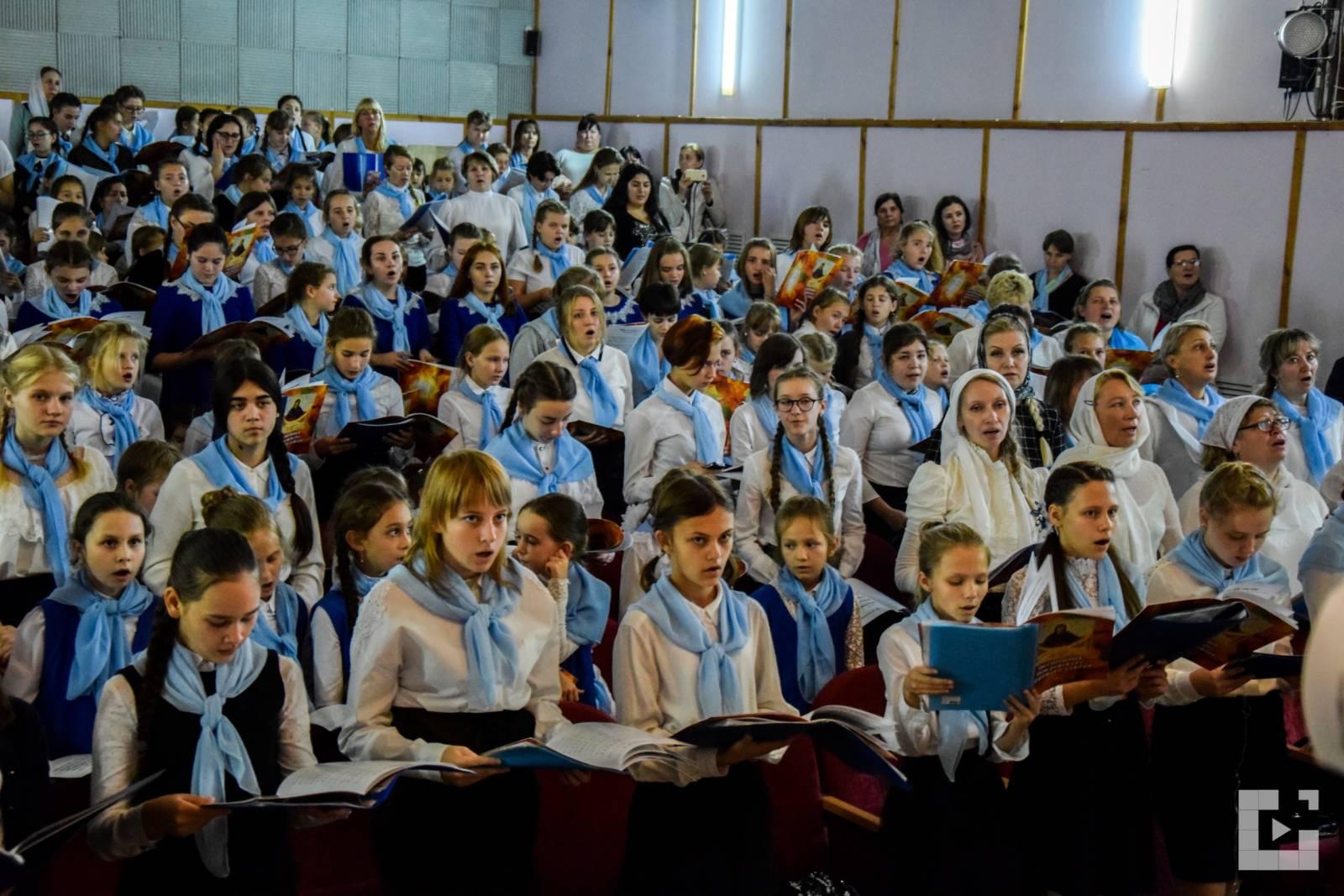 Покровский хоровой собор