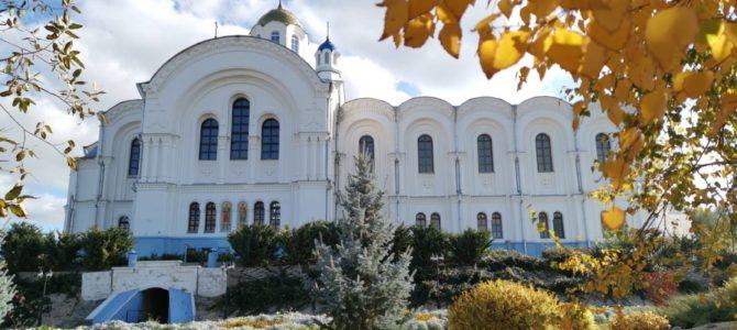 Усть-Медведицкий монастырь (видео)