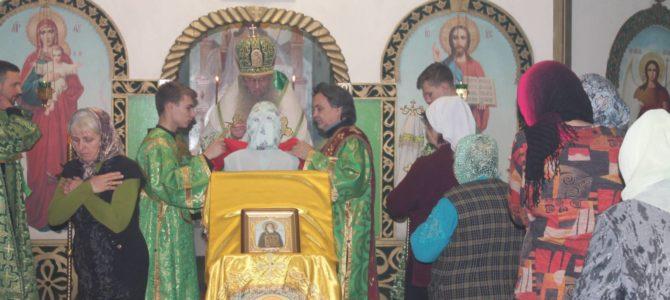 В день памяти прп. Никона Радонежского