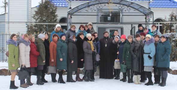 Педагогический семинар в Нехаевской