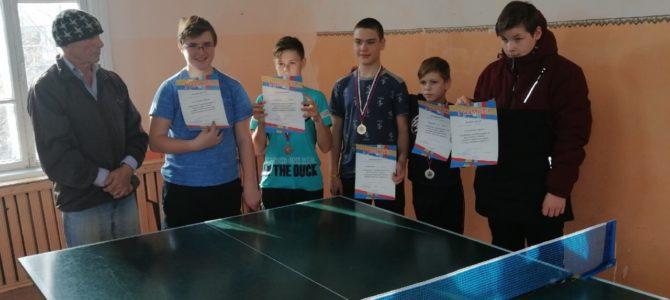 Рождественский турнир в Кумылженской