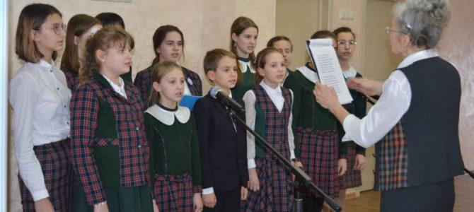 В православной гимназии почтили Сталинградский подвиг