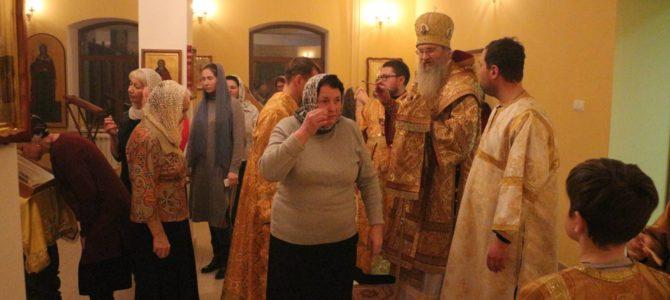 В канун дня памяти свт. Алексия Московского